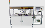 Automatic solar cell monolithic welding machine